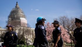 gunshots fired near u.s. capitol building
