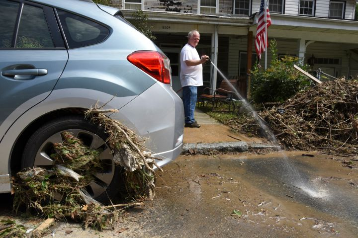 Ellicott City Flood 2016 Aftermath