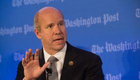 WASHINGTON, DC - FEBRUARY 12: Rep. John Delaney (D-Md.) speak