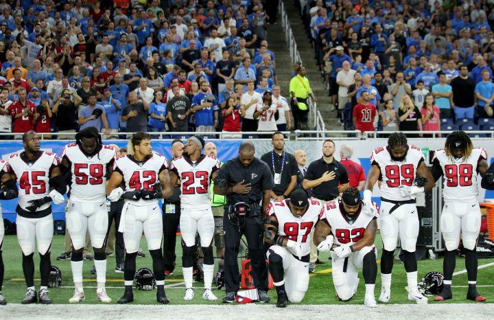 Atlanta Falcons v Detroit Lions