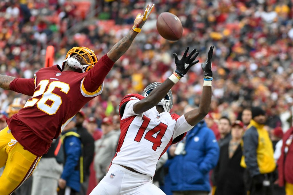 NFL: DEC 17 Cardinals at Washington Football Team