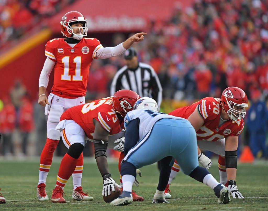 Wild Card Round - Tennessee Titans v Kansas City Chiefs
