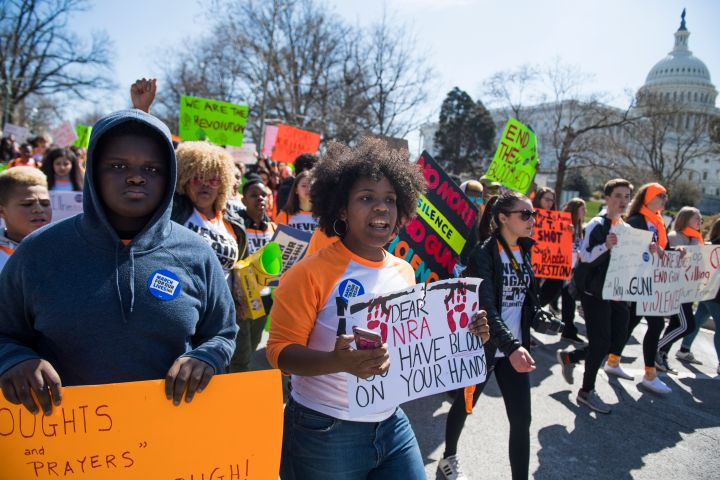 March for Our Livies