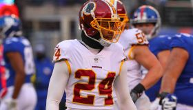NFL: DEC 31 Redskins at Giants
