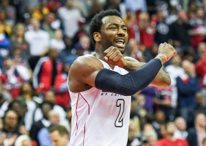 NBA Play-offs first round-game 4. Toronto Raptors at Washington Wizards
