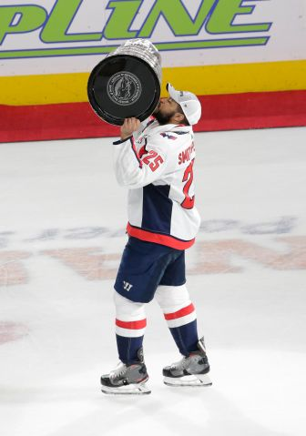 NHL: JUN 07 Stanley Cup Final Game 5 - Capitals at Golden Knights