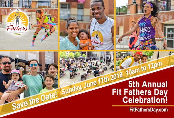"""5th Annual """"Fit Fathers Day"""" Celebration"""