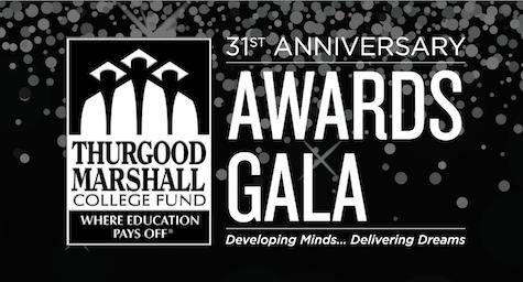 Thurgood Marshall College Fund 31st Anniversary Gala