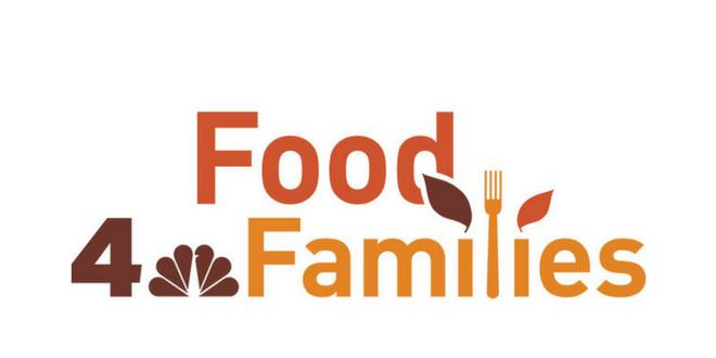 Food 4 Families Logo