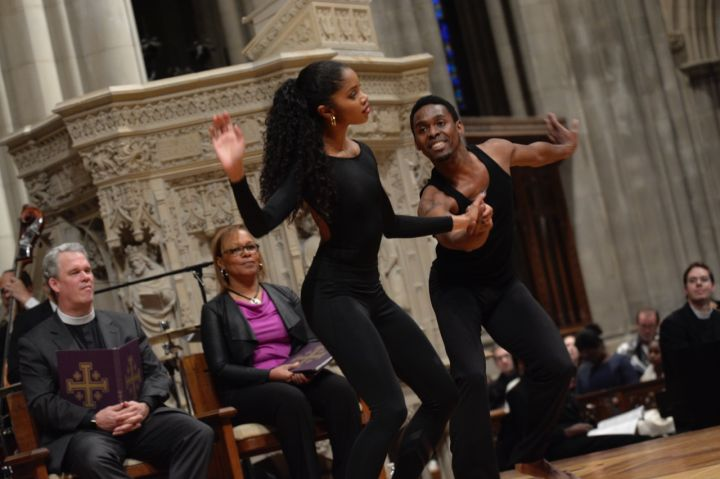 The Other America: Dr. Martin Luther King Annual Tribute at National Cathedral