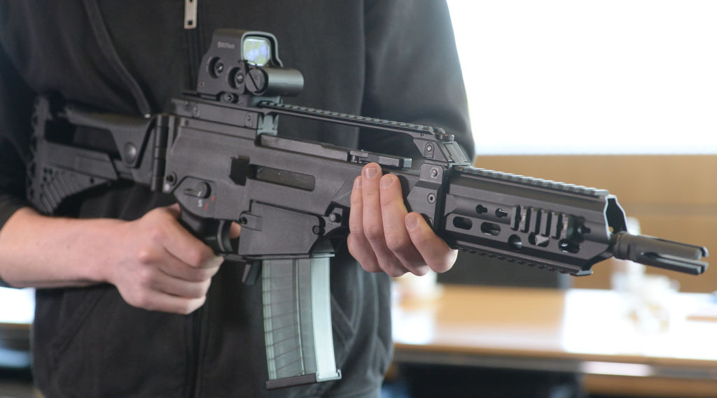 Defence manufacturers Heckler & Koch