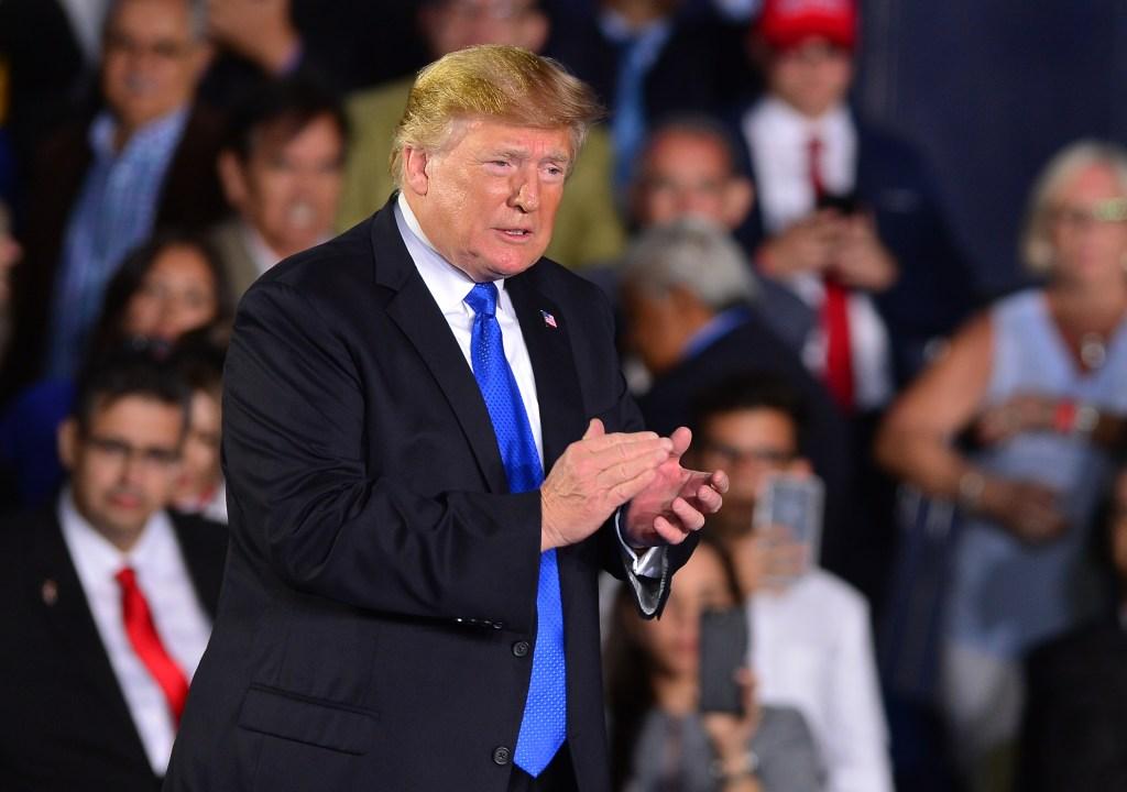U.S. President Donald Trump Remarks to the Venezuelan American Community