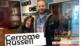 Cerrome Russell