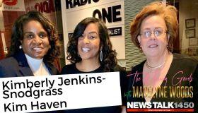 Kimberly Jenkins-Snodgrass & Kim Haven