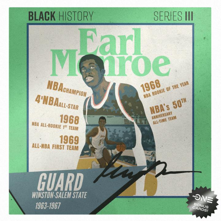 Earl Monroe, Winston-Salem State University