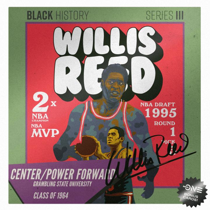 Willis Reed, Grambling State University