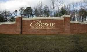 pg-cover9 02-03-06 Mark Gail_TWP #177091 The entrance to Bowie State University at Route 197 and Jer
