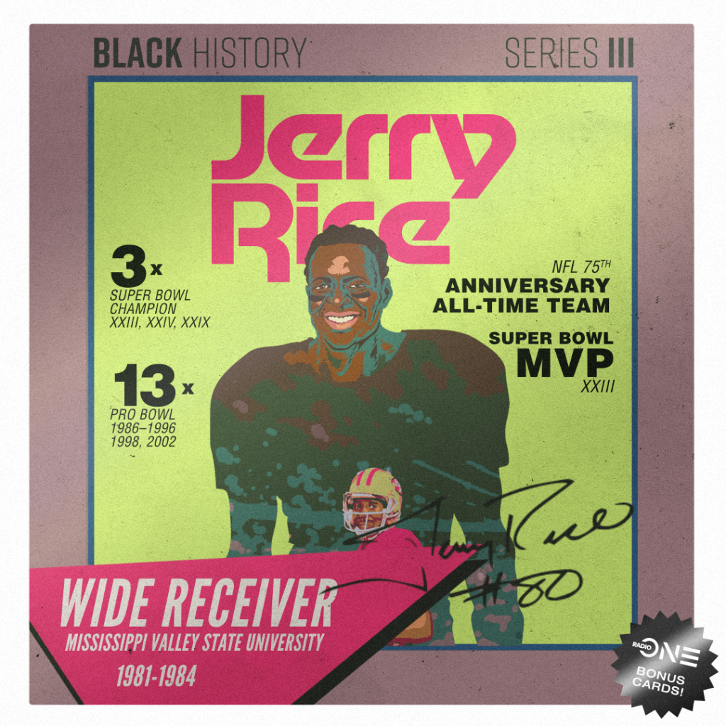 Jerry Rice, Mississippi Valley State