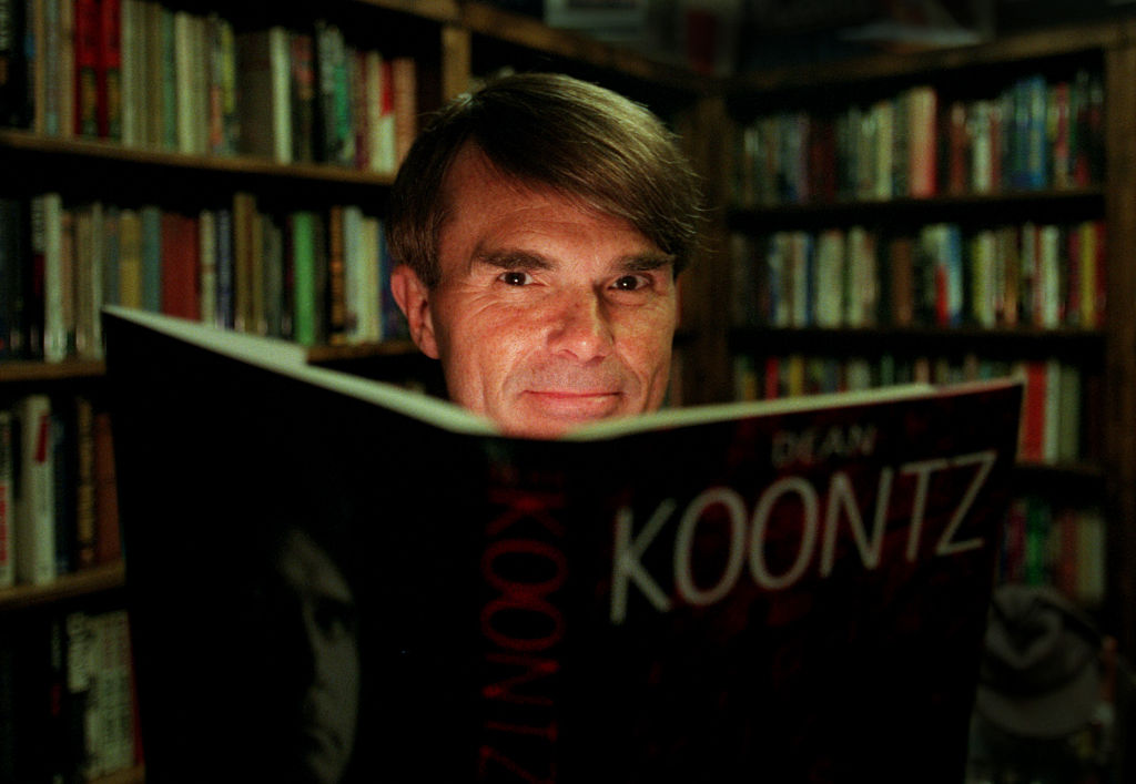 Bestselling author Dean Koontz of Newport Beach has a new suspense thriller out, From the Corner of