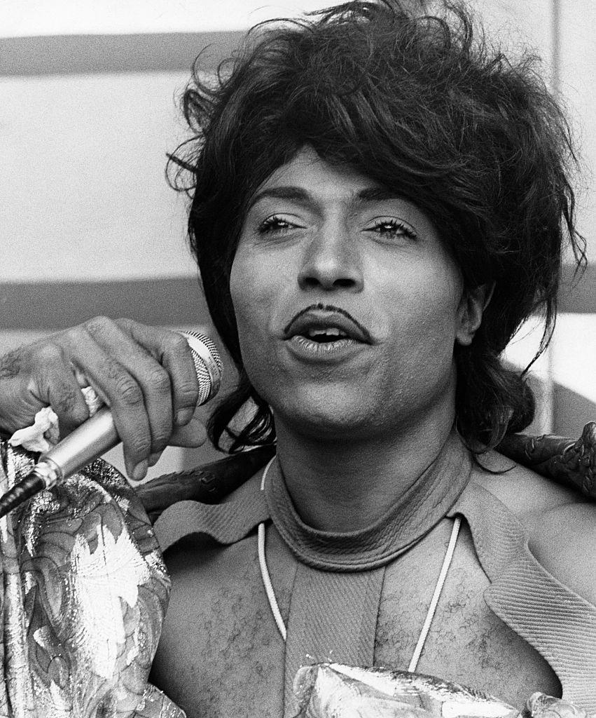 Little Richard Sings
