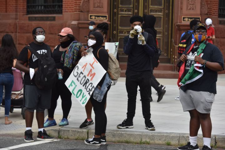 Protests Persist After The Death OF George Floyd