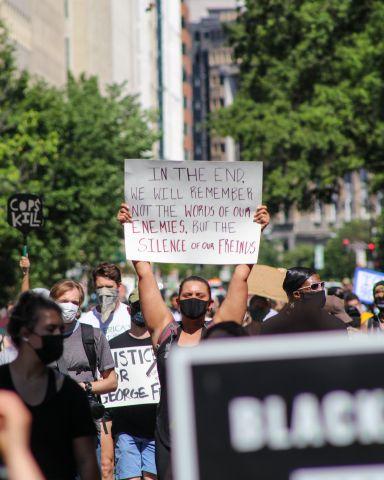 Washington, D.C. George Floyd Protests