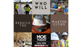 #MOEToday: Who Will Rebuild The Wasted Cities