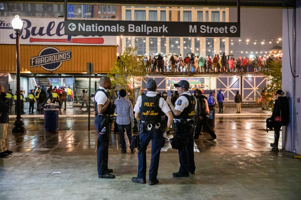 Washington Nationals Fans React To Decisive Game Seven Of The World Series