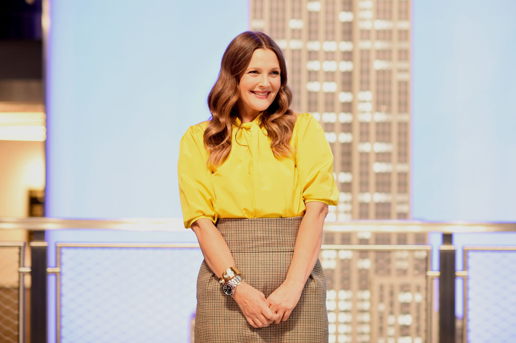Empire State Building Celebrates Launch of The Drew Barrymore Show