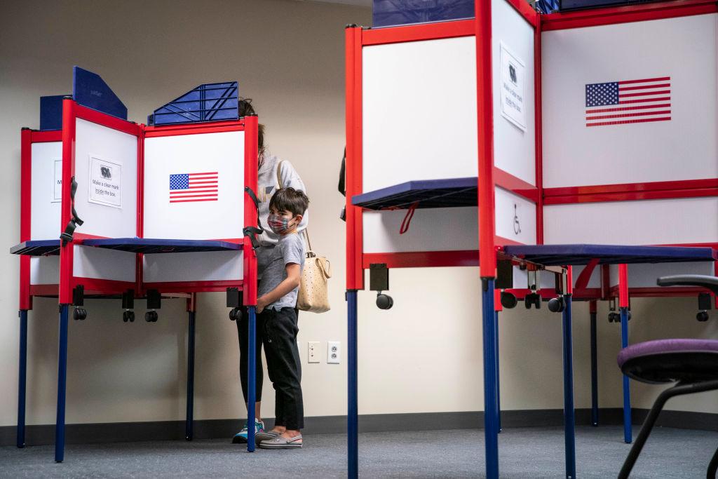 Early Voting In Virginia