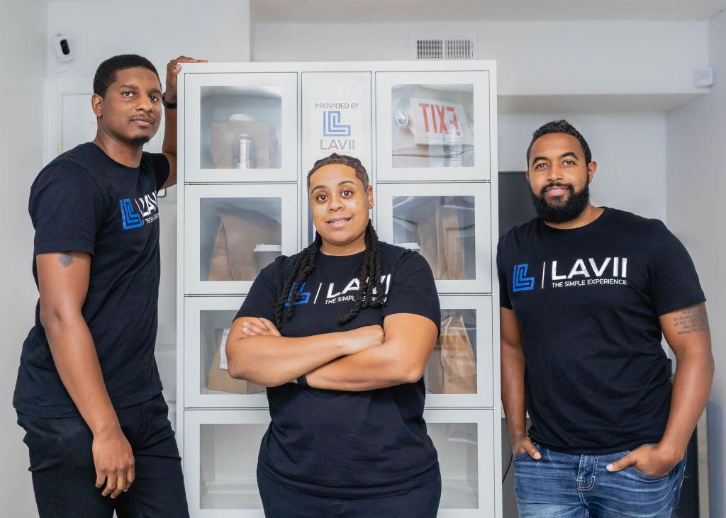 Lavii Inc. - DMV Engineers Revolutionize Dining Amidst Pandemic