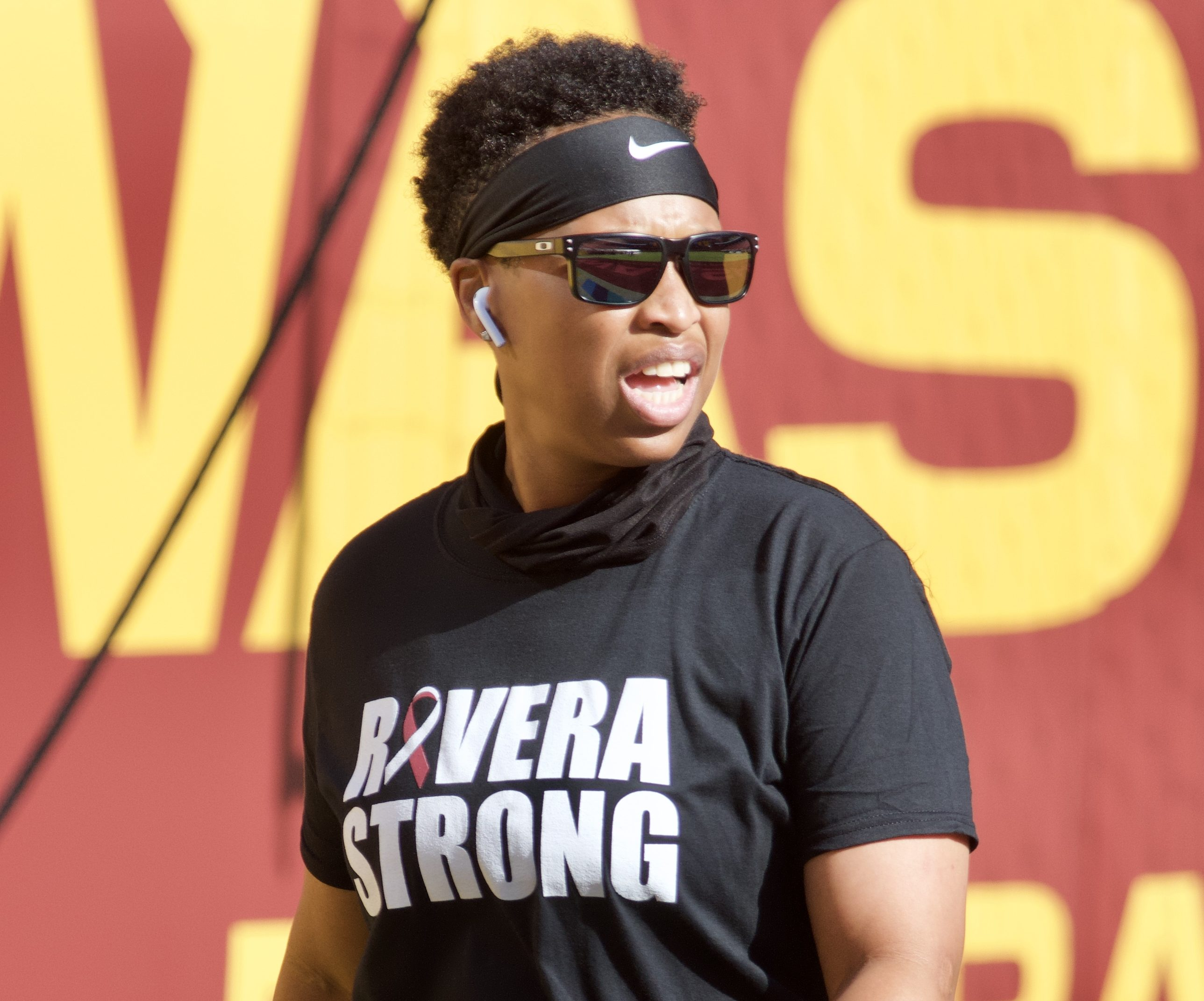 Washington's Jennifer King To Become First Black Woman Full-Time NFL Coach