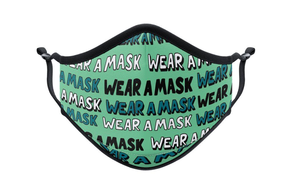 Vistaprint Artist Collection Series 2 Masks