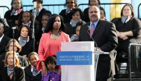 The Tommy Hilfiger Corporate Foundation Co-chairs The Martin Luther King, Jr. Memorial Dedication