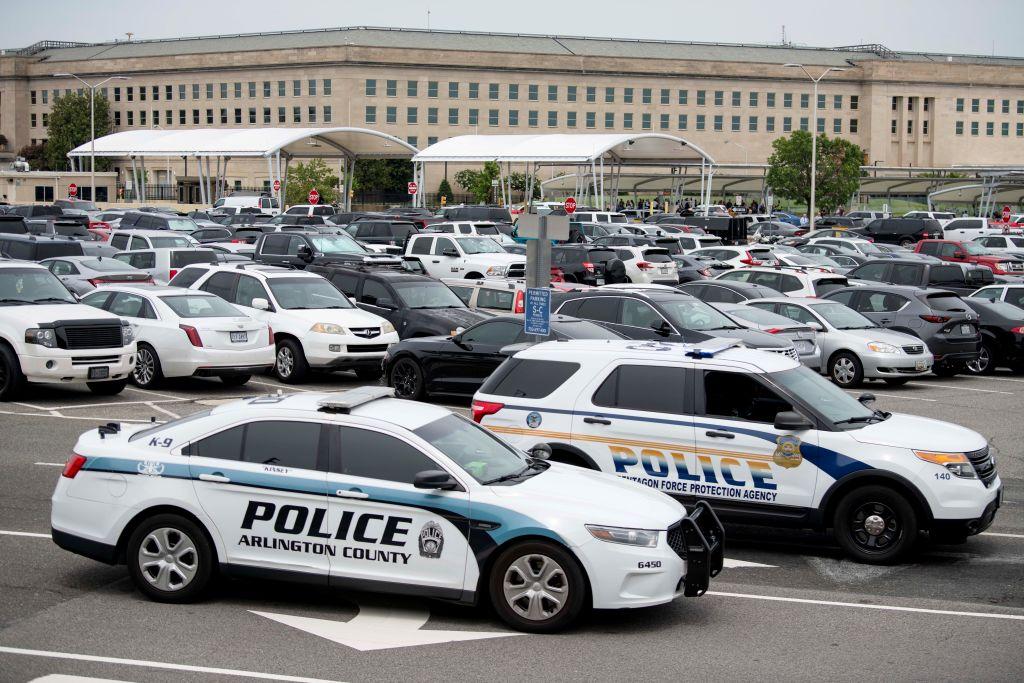 U.S.-WASHINGTON, D.C.-PENTAGON-GUNSHOTS-LOCKDOWN