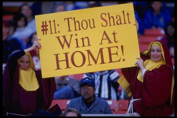 Washington Redskin Fans