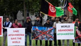 The UK Reacts To Afghan Crisis