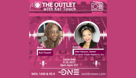 The Outlet With Kei-Touch Guest: Joi Joyful Signing